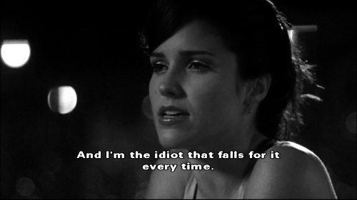And I'm the idiot that falls for it every time.