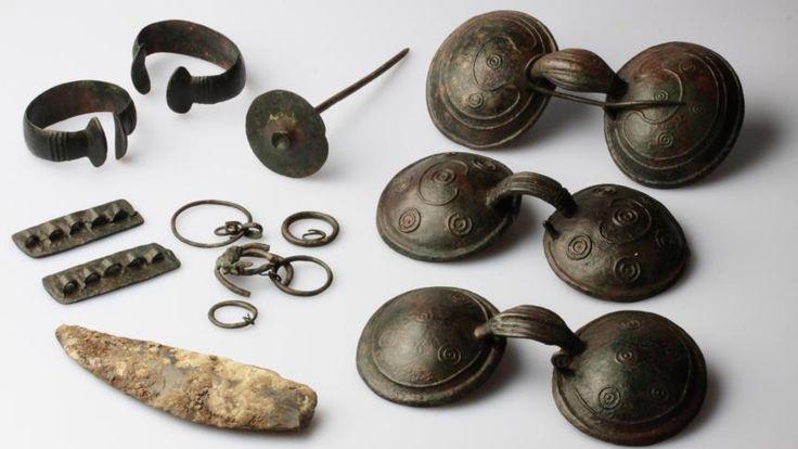 NOS 'Topvondst' gepresenteerd op Nationale Archeologiedagen | NOS