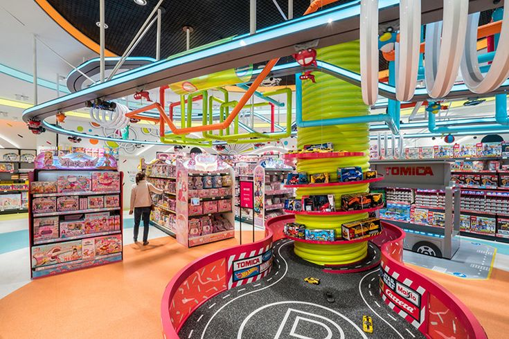 17 Toy Stores That Will Change Your Kidsu0027 Lives | Macau, Room And Store  Interior Design Photo Gallery