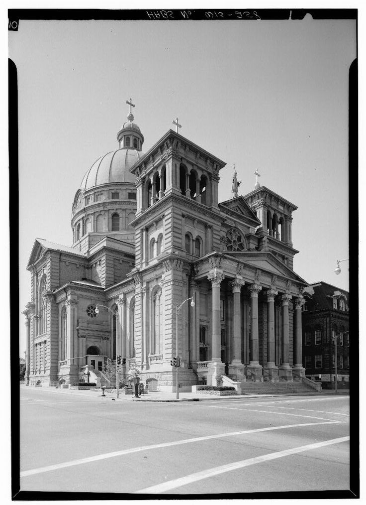 Basilica of St. Josaphat, Milwaukee Wisconsin. Sang in concerts with the University of Wisconsin-Milwaukee Concert Choir.