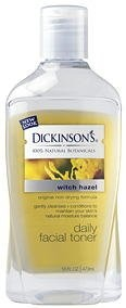 Dickinson's Original Witch Hazel Pore Perfecting Toner, i have heard that this is the best stuff for healthy skin! put that on a cotton ball and rub it on face once in the morning and once at night then use an exfoliating scrub once a week! it shrinks pores, cleans skin, heals sunburn, and helps with bug bites!