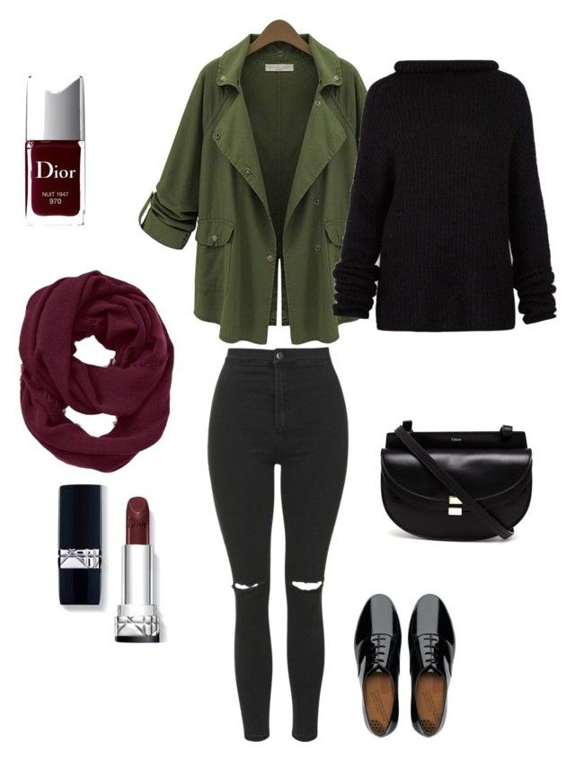 """Love Shopping"" by carolarepetto on Polyvore featuring Topshop, FitFlop, Chloé, Haider Ackermann, Athleta and Christian Dior"
