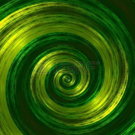 Kreatív absztrakt zöld spirál alkotás. Gyönyörű háttér illusztráció. Fekete-fehér nyomtatás fraktál kép. Web elemek tervezése. Internetes web. Kerek formák. Digitális futurisztikus művészet. Számítógépes képernyővédő. Modern dekoráció. Stilizált spirális szerkezete. Hatás. photo