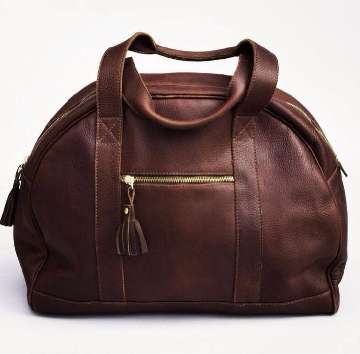 Leather Sac