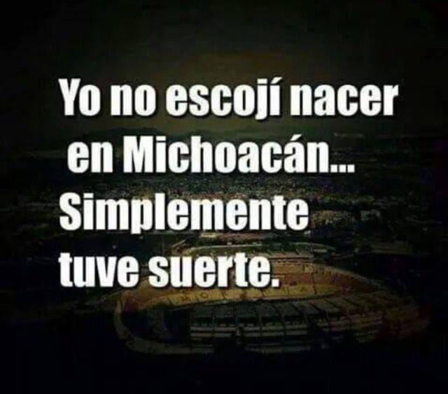 Arriba Michoacan <3
