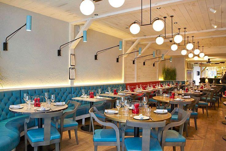 42 best fish restaurant images on pinterest restaurant for Seafood bar zurich