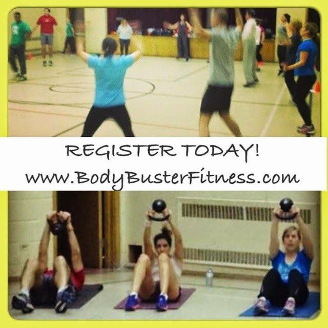 """Body Buster Fitness Langley: How Do You Stay Fit and Motivated Through """"The Feb..."""