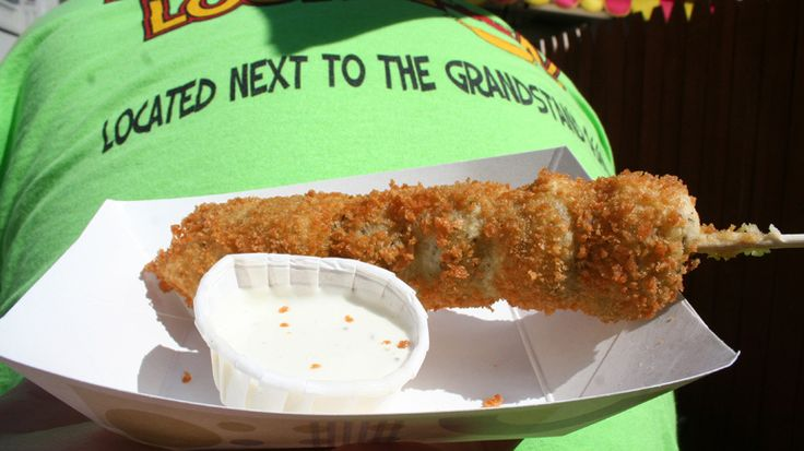 WCCO Viewers' Choice For Best New State Fair Food: Deep-Fried Olives « CBS Minnesota