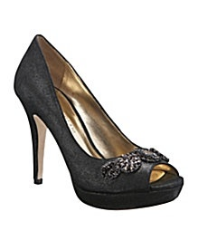 Am picking them up tomorrow in Dark Grey instead of black for the wedding...