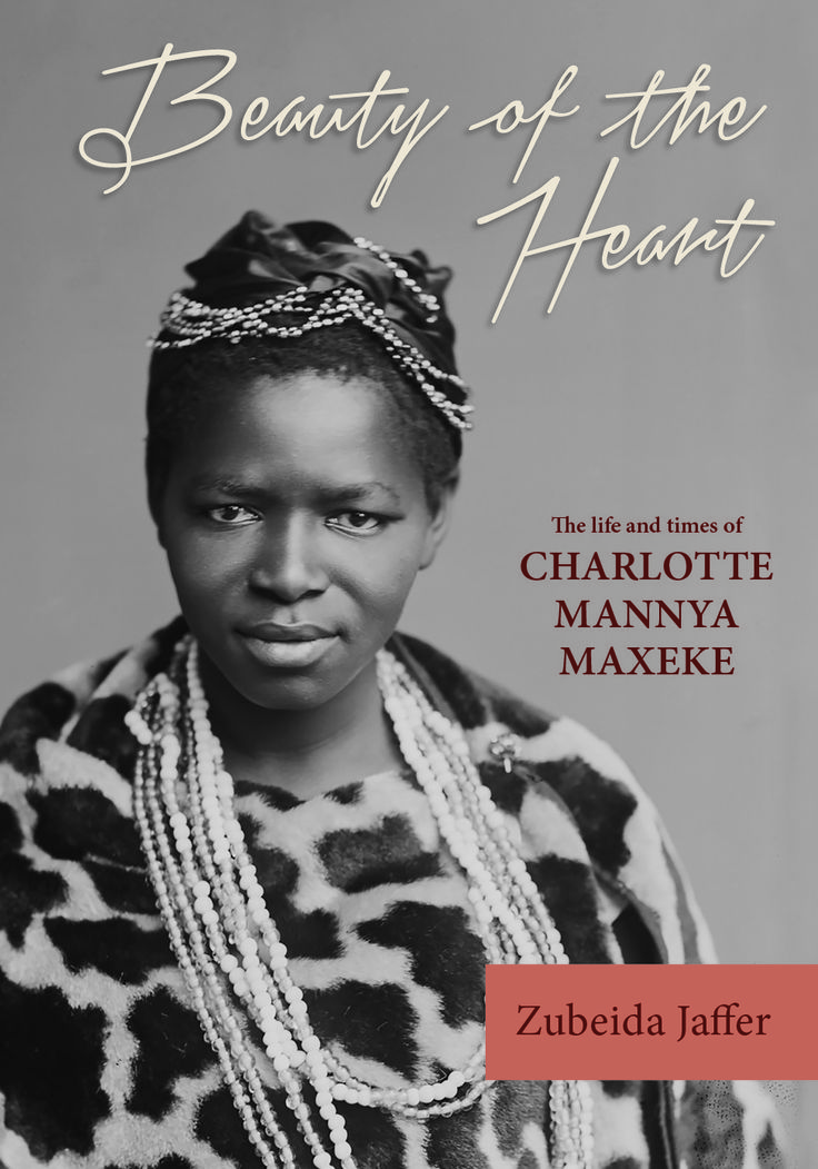 Beauty of the Heart offers something new and different from what we already know about Charlotte Maxeke. It brings fresh data to light on her life and weaves this information into a compelling life story that is neither gushing in its praise nor stingy in its acknowledgement of this remarkable leader. It also publishes never-before-seen photographs, which allow one to sense and know the subject in ways not evident in previous photographs.