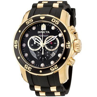 Invicta-Mens-6981-Pro-Diver-Collection-Chronograph-Black-and-Gold-Watch