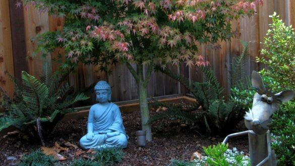 76 Beautiful Zen Garden Ideas For Backyard 740 Goodsgn Zen Garden Design Buddha Garden Zen Garden