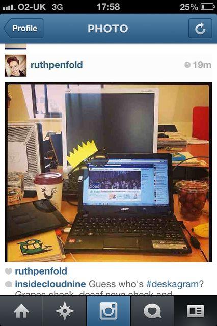 #deskagram #work #office #instagram #picture