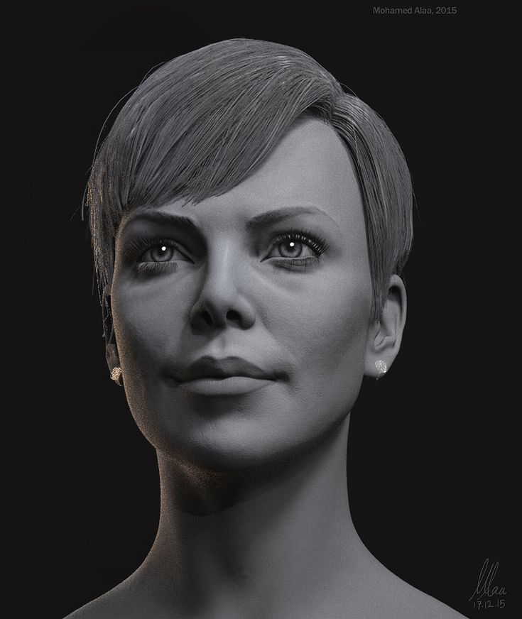 http://www.zbrushcentral.com/showthread.php?197871-Charlize-Theron-Female-Likeness-Practice