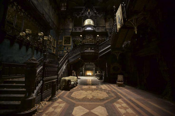 Steampunk Tendencies | Inside the set of Crimson Peak.