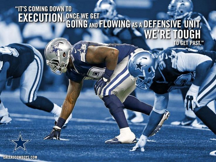 """""""It's coming down to execution. Once we get going and flowing as a defensive unit, we're tough to get past."""""""