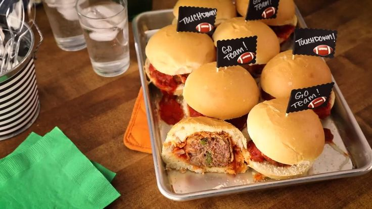 Mini Meatball Subs Recipe Recipes Beef Recipes Mini Meatballs