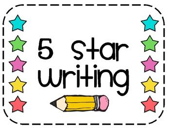 FREE These posters will be a great addition to your writing center and to use during whole group writing lessons. They are a good resources when teachin...