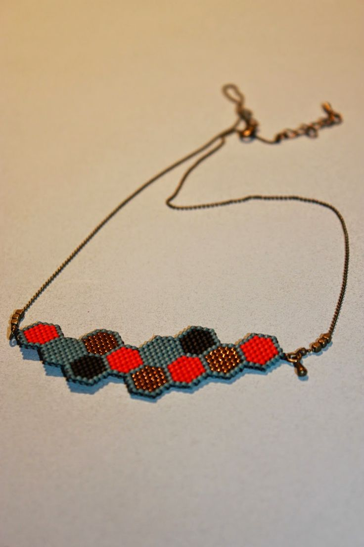 supercheries: Collier Peyote