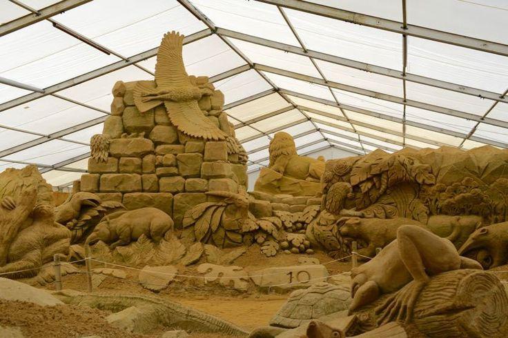 Sandskulptur Festival – 1