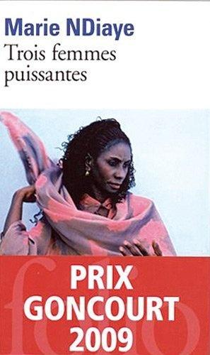 Trois femmes puissantes, Marie NDiaye