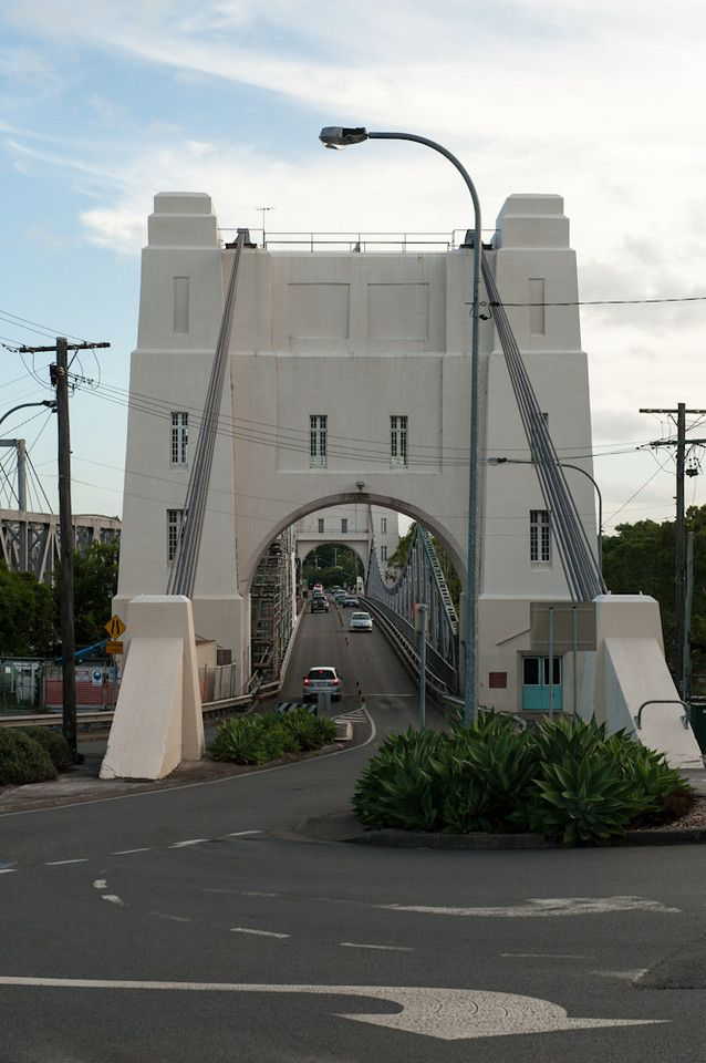 Indooroopilly Bridge, Brisbane, Australia
