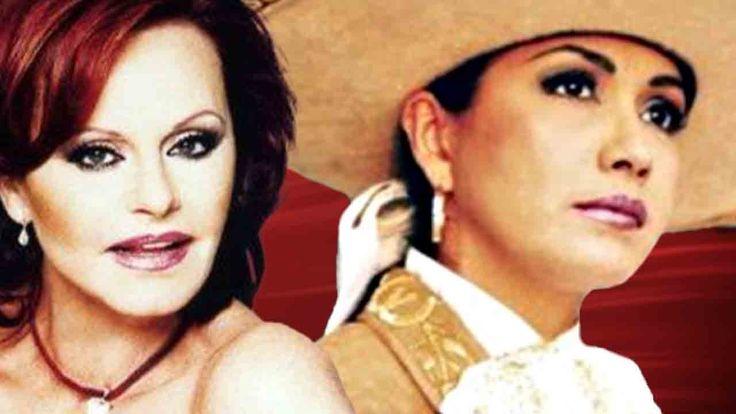 ROCIO DURCAL & ANA GABRIEL Romanticas con Mariachi Exitos Romanticos con...
