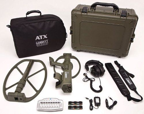 nice Garrett ATX Extreme Pulse Induction Metal Detector Deep Seeker Package with Two Coils and Military Grade Hard Case Check more at http://detectorzine.com/product/garrett-atx-extreme-pulse-induction-metal-detector-deep-seeker-package-with-two-coils-and-military-grade-hard-case/
