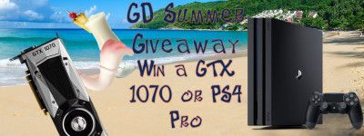 Nvidia GTX 1070 or PS4 Pro Giveaway - 6/30/17 {??} via... IFTTT reddit giveaways freebies contests