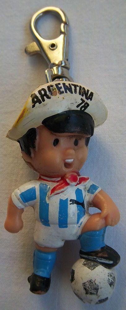 Orig.Maskottchen / Schlüsselanhänger   WM ARGENTINIEN 1978 - GAUCHITO !! SELTEN  | eBay