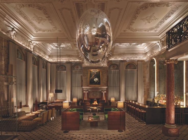 The Edition  ~ Londres http://hoteletlodge.fr/hotels/ambiance-design/the-edition-londres/