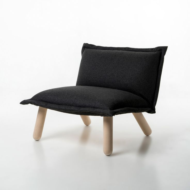DUNO CHAIR BY STINE KNUDSEN AAS