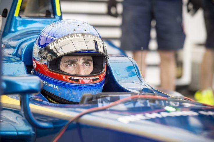 edams Renault - FIA Formula e - Nicolas Prost