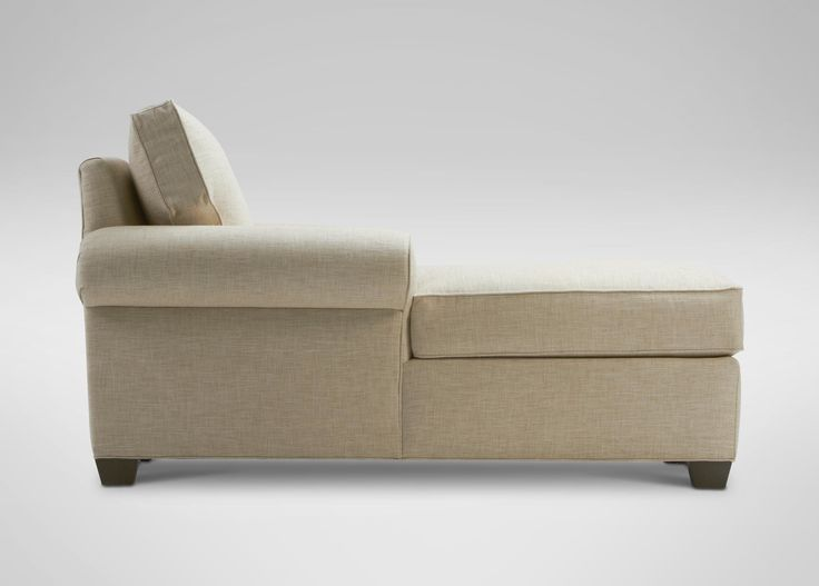 Buy Ethan Allenu0027s Marina Chaise Or Browse Other Products In Chairs U0026  Chaises.