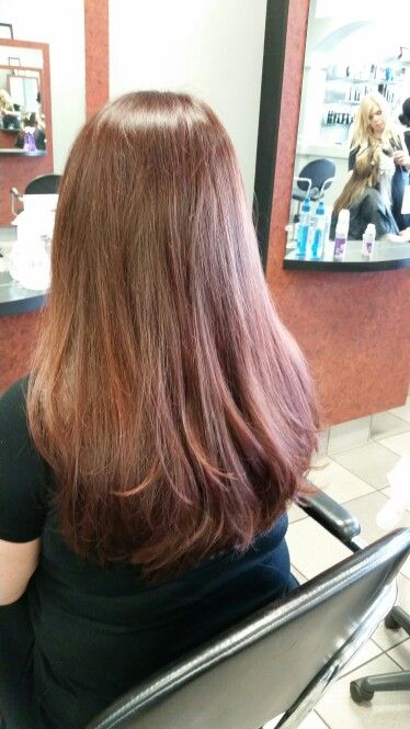 Fall hair color ♡