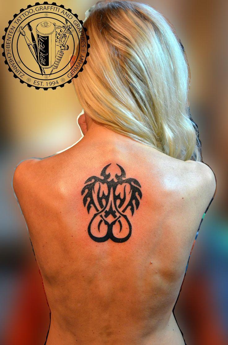 tribal tattoo --- Benten Tattoo Chemnitz. Der Tätowierer für Ihre ausgefallenen und eigens für Sie entworfenen Tattoo´s.