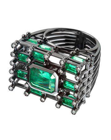 The Extras: Going Green - Wilfredo Rosado ring
