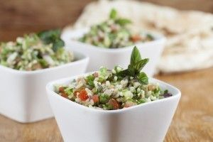 Salata Tabbouleh - Jamie Oliver - Culinar.ro