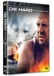 Buy Die Hard With A Vengeance DVD in English on Infibeam with the lowest price in India. Die Hard with a Vengeance is a 1995 hollywood action thriller movie and the third in the Die Hard movie series. It was produced and directed by John McTiernan, written by Jonathan Hensleigh, and stars Bruce Willis.  Also get benefits of free shipping within 24 hours and cod is available in anywhere of India.