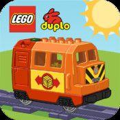 LEGO Duplo Train - Leksakståg för barn | Pappas Appar