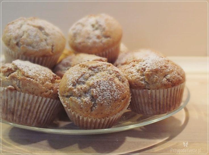 Muffinki Pączkowe z Nadzieniem   Przygoda Yvette