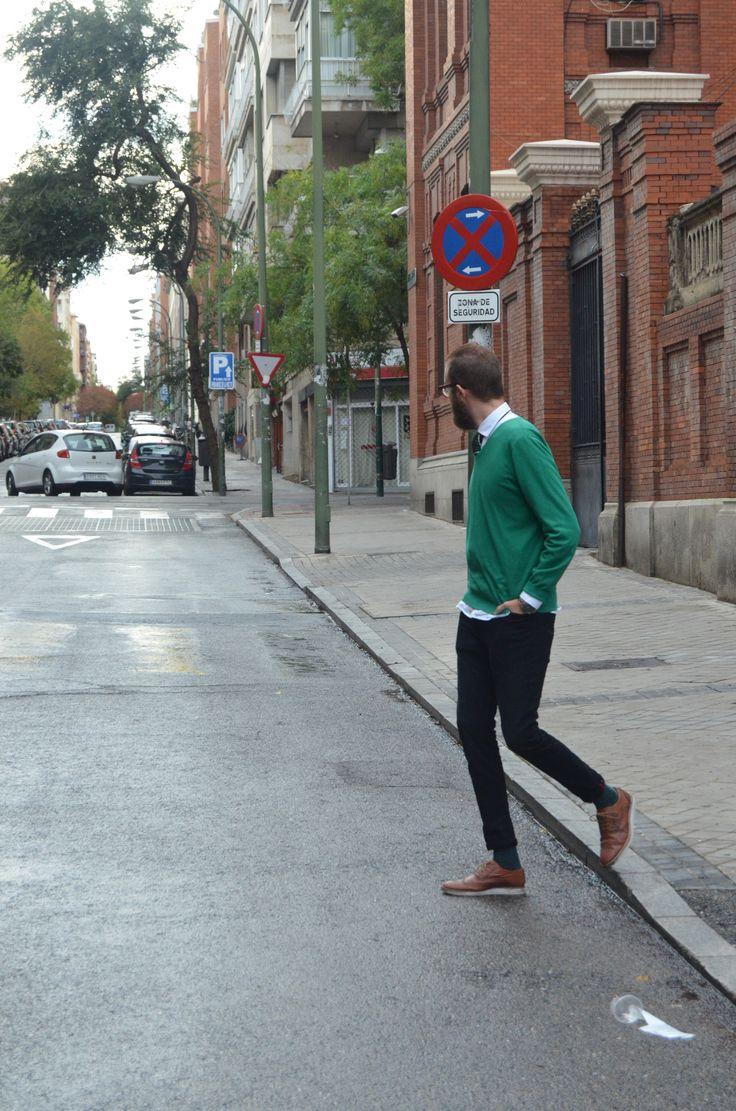 Paseando por Madrid #mynameisnacho #outfits