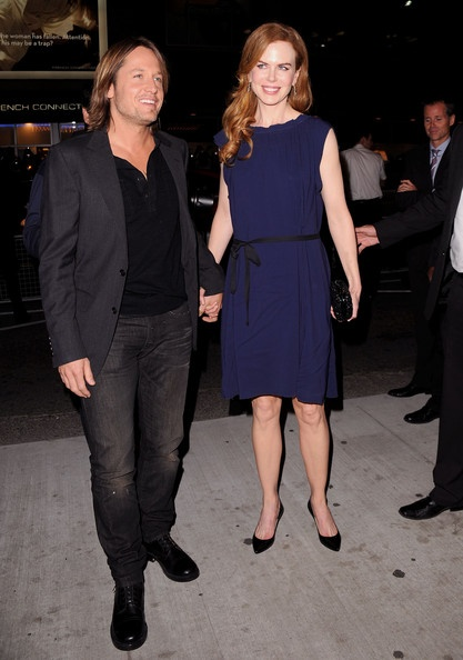 Keith Urban and Nicole Kidman - 2010 Toronto Film Festival