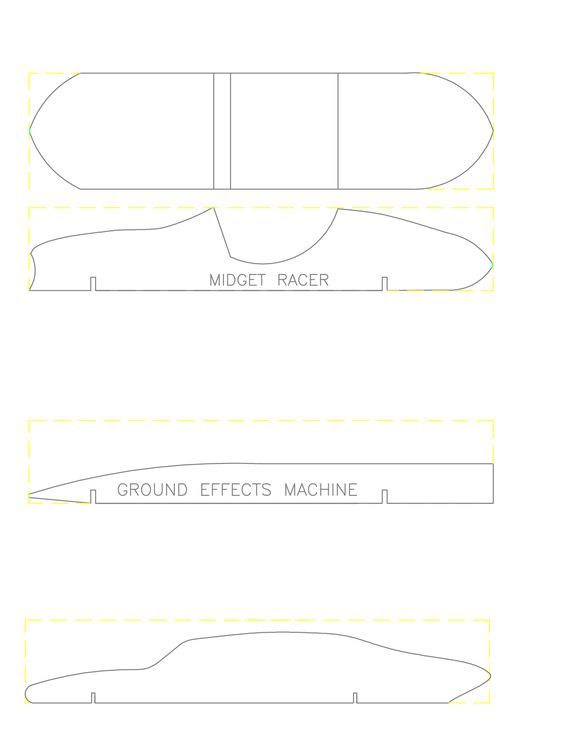 Best 25+ Pinewood Derby Car Templates Ideas On Pinterest