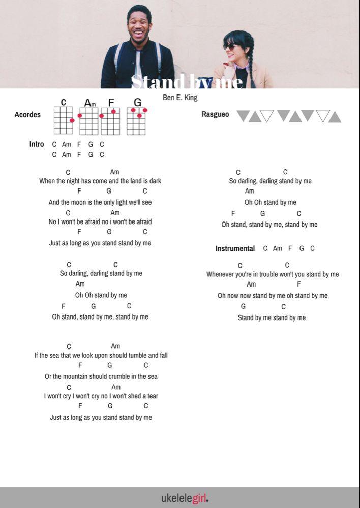 Imagen Sobre Acordes De Ukelele De Reen L En Ukelele En 2020 Canciones De Ukelele Ukelele
