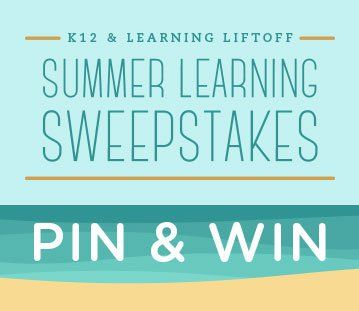 Summer Learning Pinterest Sweepstakes 2016