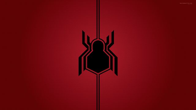 Analisando e reproduzindo o símbolo Spider-Man (Guerra Civil, 2016) #wallpaper…