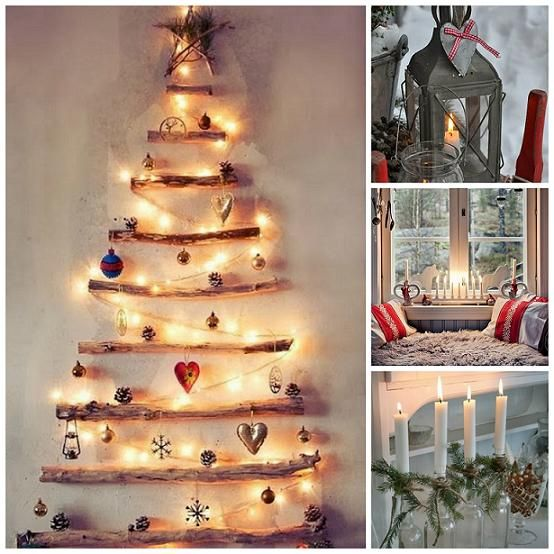 18 Scandinavian Christmas Decor Ideas | DIY Cozy Home