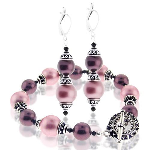 Swarovski™ Wine and Roses Jewelry Design Kit