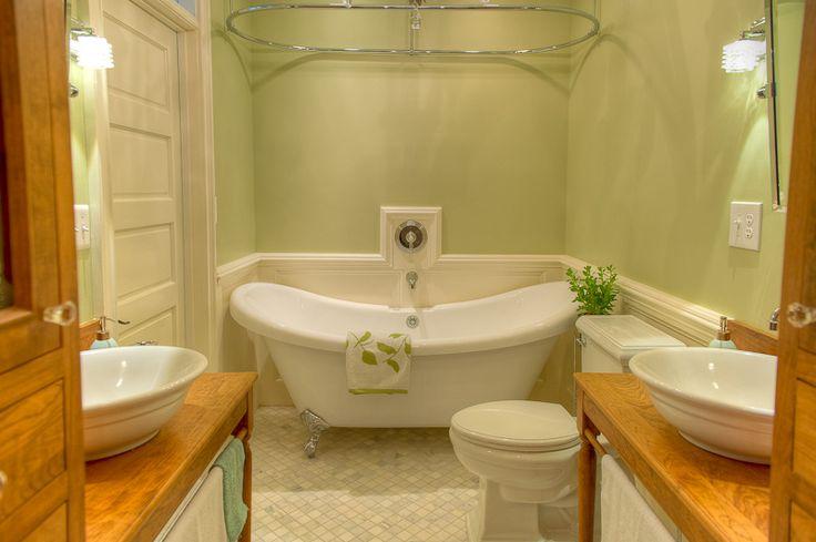 109 best victorian bathroom images on pinterest - Victorian bathroom lighting fixtures ...